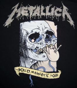 mytallicashirt