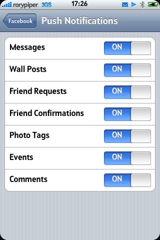 friendsync iphone